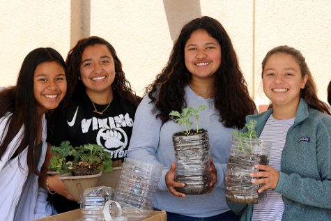 Ecology Club Raises Environmental Awareness