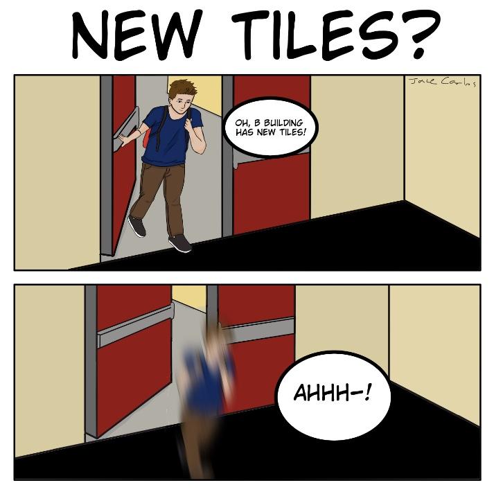 New B Building Tiles?