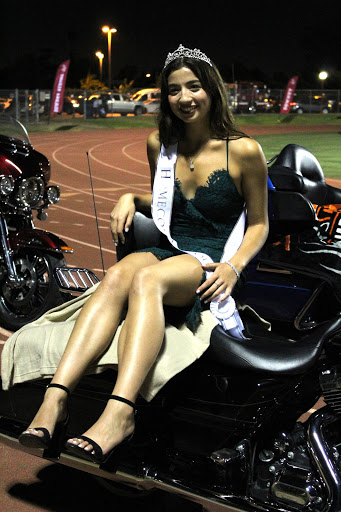 """The Junior Homecoming Princess, Daniella Gomez is up to the challenge to become Homecoming Queen next year. Gomez had a great time at the homecoming game and is excited for the Homecoming Dance. """"This was a really nice experience and I wouldn't mind doing it again,"""" Gomez continues. """"If I have time on my hands next year I might just be up for Homecoming Queen."""""""