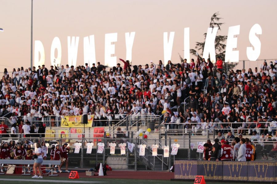 Downey's next football game against La Mirada High on Nov. 8 will determine if Downey High school will advance in the CIF quarterfinals.