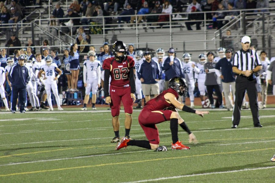 Being+apart+of+the+Varsity+Football+Team+for+three+years%2C+senior%2C+Cesar+Medina+%28%2382%29%2C+hopes+to+finish+his+last+season+strong.+%E2%80%9CI+think+the+entire+team+wants+to+finish+this+season+on+a+high+note+after+all+we%E2%80%99ve+been+through%2C%E2%80%9D+Medina+said.+%E2%80%9CBeing+apart+of+the+2017+varsity+team%2C+I+know+what+it+takes+to+go+far+and+I+firmly+believe+we+have+what+it+takes.%E2%80%9D
