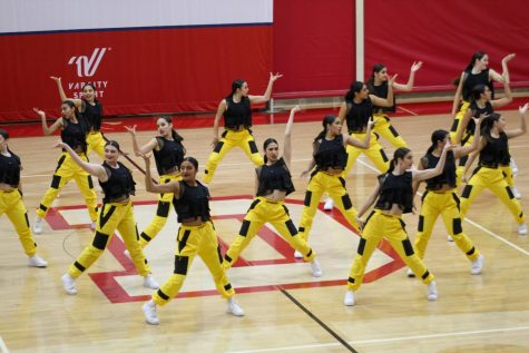 "The Downey High School's Dance Team showed off their skills on January 25 at the USA Dance Regionals. One of the team captains, Juliana Rincon, 12, made sure to do her part throughout all the dances. ""I had to prepare myself mentally about a week prior to competition,"" Rincon said. ""I feel so many emotions before I'm about to go on, mostly nervous, but I know win or lose, I'll always have my squad."""