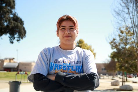 "Helping the Girls' Varsity Wrestling team place 1st in CIF captain, Stephanie Carrillo, 12, shares her experience throughout her final season on the team. ""I'm proud of myself for having made it this far, I'm proud of how far our team has come,"" Carrillo stated. ""Most importantly, I'm proud of what our future wrestlers will be able to look up to."""