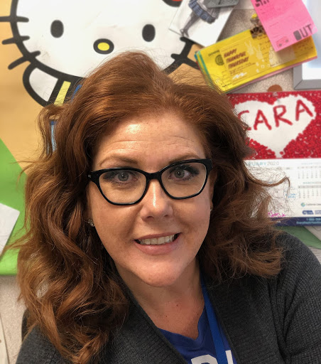 """Having taught for 16 years at Downey High, English teacher, Ms. Cleek loves her job but it comes with interesting students. """"There was this one time where a student took off his pants because it was super hot."""" Cleek continues, """"I was walking around and I see him with no pants and I said 'Put on your pants!' But luckily, he had shorts under."""""""