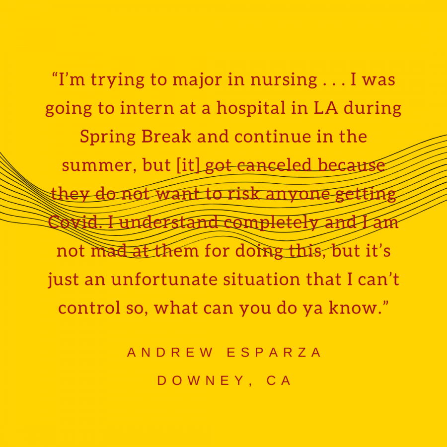 Downey+resident+Andrew+Esparza+shares+how+Covid-19+hindered+his+career+plans.