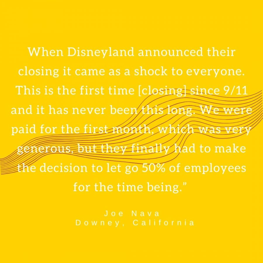 Disneyland+employee+shares+his+experience+of+watching+the+park+shut+down