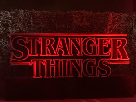 Stranger Things Drive-Thru Experience
