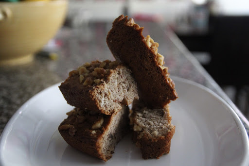 Banana Bread: