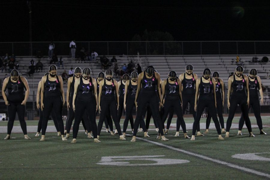 """As homecoming makes its way to campus, from the homecoming proposals to dressing up for spirit week, the Downey Dance Team has been preparing for their grand performance for the homecoming football game on October 15, 2021 at the Allen Layne Stadium. This year, the Downey Dance Team has decided to switch up the type of dance they will be doing for the Hoco football game, by doing a jazz dance instead of a hip hop dance. Entering her second year on the Downey Dance Team, Sophomore Isabella Escobedo explains how this year's performance will differ from previous performances. """"This time we're definitely more focused on being very clean and precise,"""" Escobedo states. """"However, we are still having lots of fun."""""""
