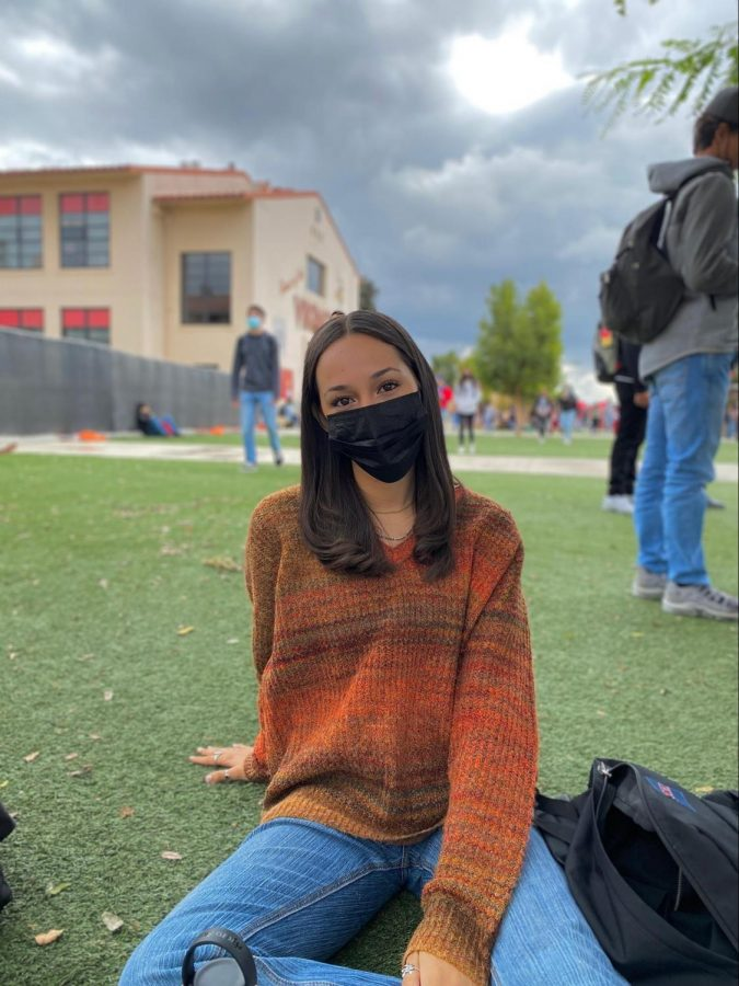 """Concerned but not sure, Kristen Zuniga, 12, thinks there is a low chance of there being another world wide pandemic. In hopes that authorities will enforce more restrictions in the future so we are able to go back to our everyday living. """"I hope people will take it seriously,"""" Zuniga stated. """"Seeing how Covid-19 effected everyone's lives and how serious it still is"""""""